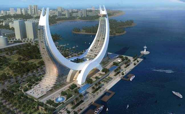 cool real architecture buildings in the project was designed by kling consult with an architectural design inspired the seal of qatar 16 most amazing buildings in world u2013 mypropertyarubacom